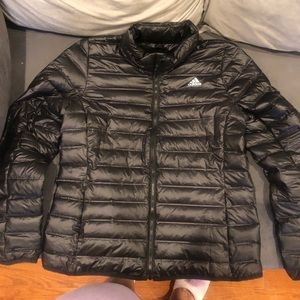 Black light weight jacket